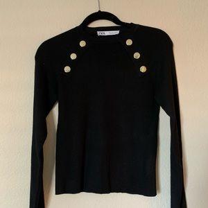 Zara Sweaters - Zara Black Sweater
